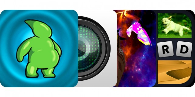 Today's Best Apps: Flubby World, MatrixCAM, LevitOn Racers HD And More