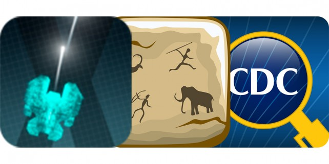 Today's Best Apps: X-Type, Wild Chase And Solve The Outbreak