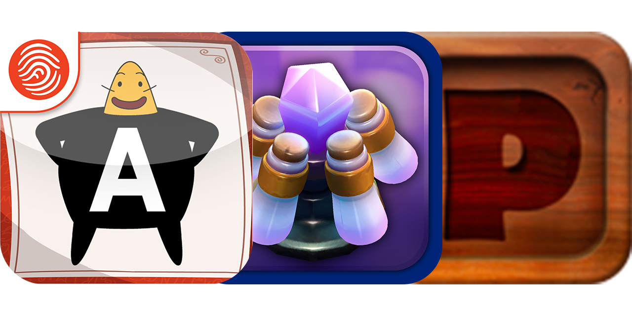 Today's Best Apps: The Flying Alphabetinis, Prime World: Alchemy And ProTap