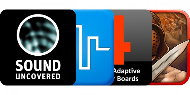 Today's Best Apps: Sound Uncovered, Impulcity, 4PAD And I, Gladiator