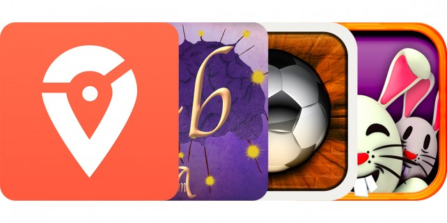 Today's Best Apps: Rundavoo, NeuroBit, Tricky Shot And Super Bunnies Show