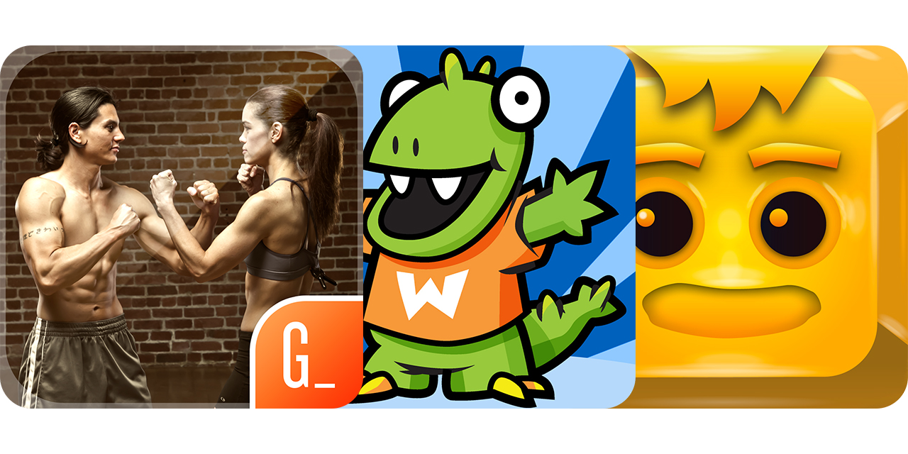 Today's Best Apps: Road Warrior, WinZilla Trivia And Cubie Block