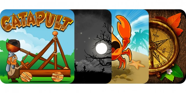 Today's Best Apps: Catapult, Simon's Quest, Holey Crabz And More