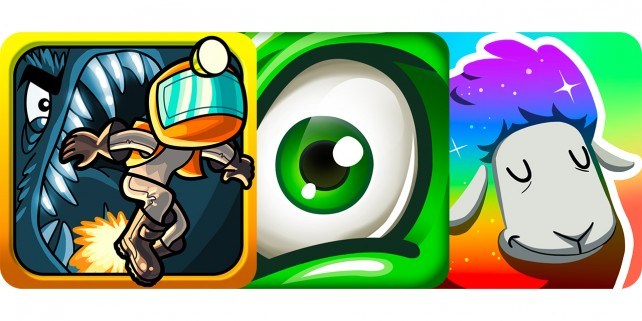 Today's Best Apps: Worm Run, Heal Them All And Color Sheep