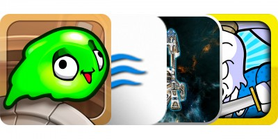 Today's Best Apps: Spunk And Moxie, Liquefier, Aeon Command And More
