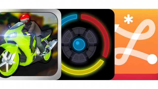 Today's Best Apps: Sprint Driver, Firewall And LetterLasso