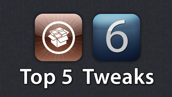 AppAdvice's Top Five Cydia Tweaks For iPhone And iPod touch