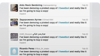 Tweetbot Creators Shaming App Thieves