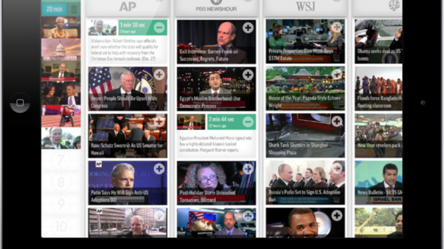 Watchup Lets You Design Your Very Own Daily Newscast And On Your Schedule