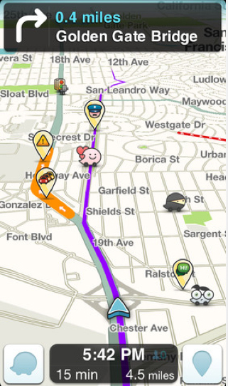 Waze Now Features Real-Time Road Closure Reporting