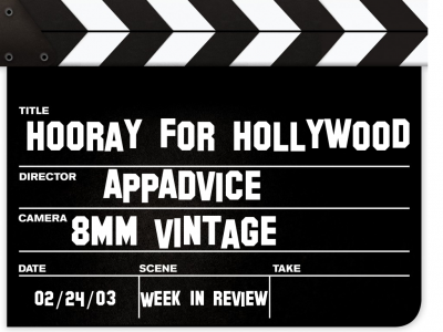The AppAdvice Week In Review: Hooray For Hollywood Edition