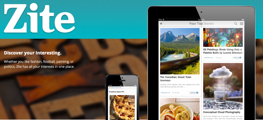 Zite Reacts To Google Reader's Demise While Prepping A New Web Product