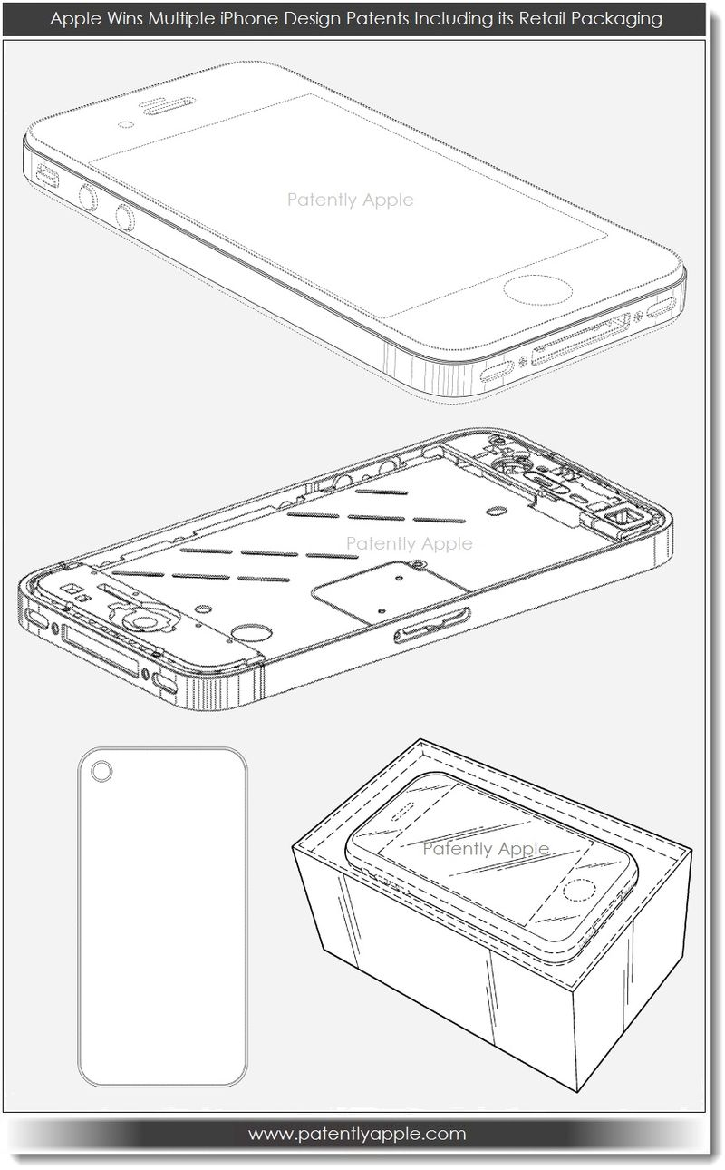 New Patents Published For Apple And Steve Jobs Focus On iOS Devices