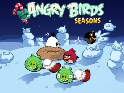 Get Powered Up With Rovio's New Content Update For Angry Birds Seasons