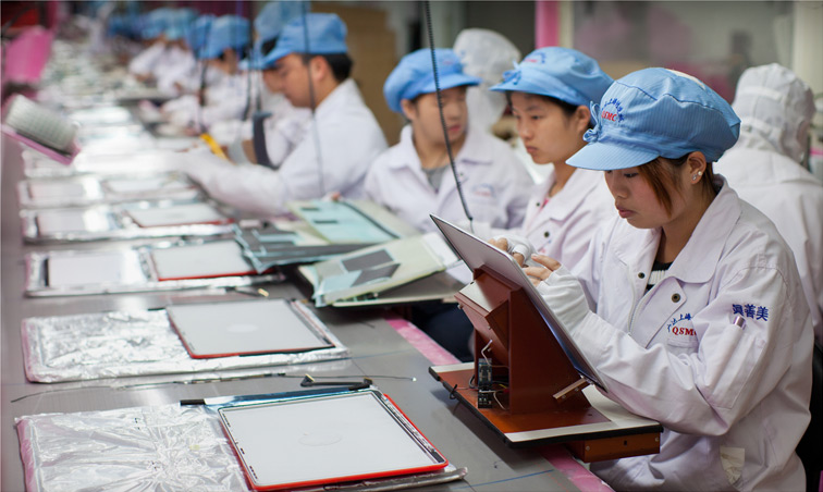 Apple Reports 99% Supplier Compliance To Its 60-Hour Workweek Limit