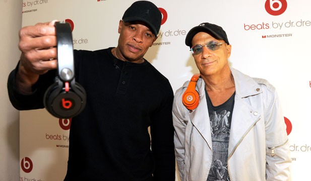 Apple Execs Meet With Beats CEO Jimmy Iovine About Music Streaming Service