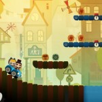 Simogo's Bumpy Road Finally Bumps Into iPhone 5 Support