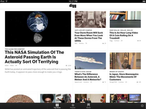 Digg For iOS Gains New Dark Mode Plus Other Improvements