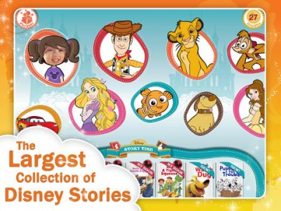 Get 20 Magical Stories In One App For You And Your Little One With Disney Storytime