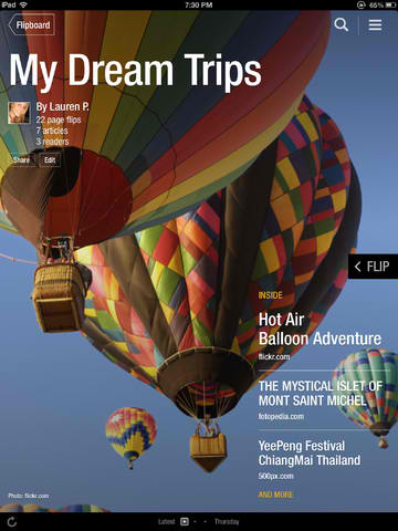 Now You Can Create Your Own Magazines With The Flipping Fantastic Flipboard 2.0