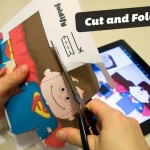 Foldify Unfolds Color Book Mode For More Papercraft Fun