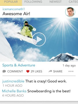 Givit Video Editor Goes Social With Its Biggest Update Yet