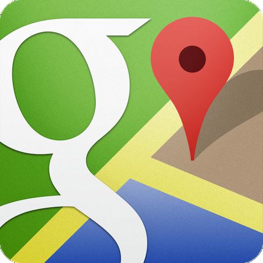 No. 2: Google Maps
