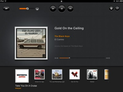 Get Into The Groove With This Newly Updated Smart Music Player