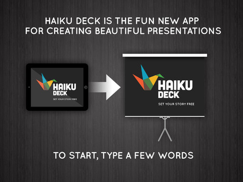 Making Beautiful Presentations Is A Breeze With Haiku Deck 2.0