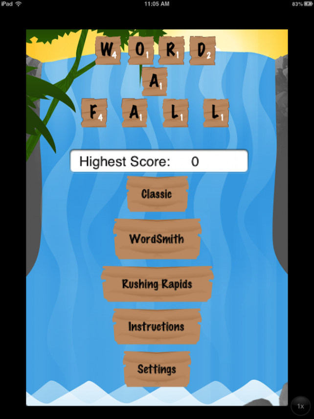 Quirky App Of The Day: Word A Fall Pushes Fun With Words Over The Edge