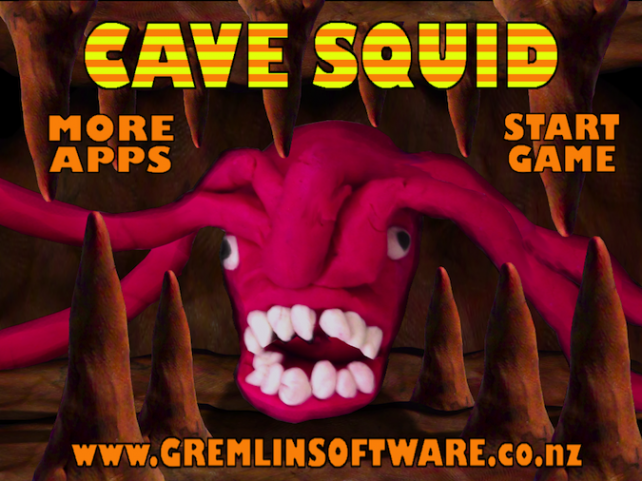 Quirky App Of The Day: Protect The Eggs For Cave Squid