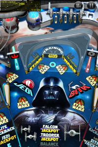 Play Star Wars Pinball, You Must
