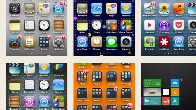 Get Your iPhone Home Screen Fix With Desktoply For iPhone
