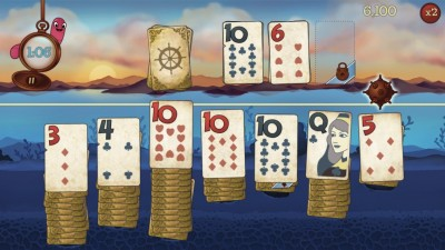 PopCap Brings A Twist To Solitaire With Solitaire Blitz