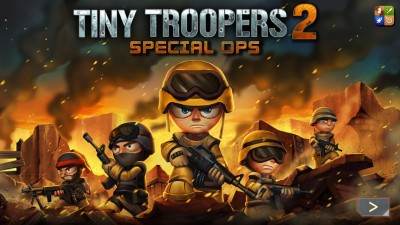It's Time To Lead Your Tiny Troopers To Victory