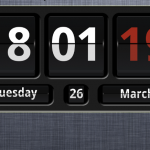 Cydia Tweak: Flip Clock Brings Retro Style To The Notification Center