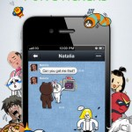 Messaging App Line Updated With More Emoji Stickers Plus More Improvements
