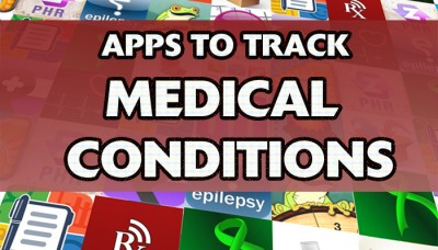 Updated AppList: Track and Maintain Medical Conditions