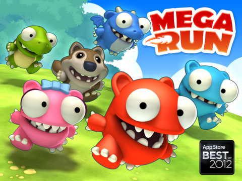 Conquer The Scary Woods And The Mystic Mountains For More Bonuses In Mega Run