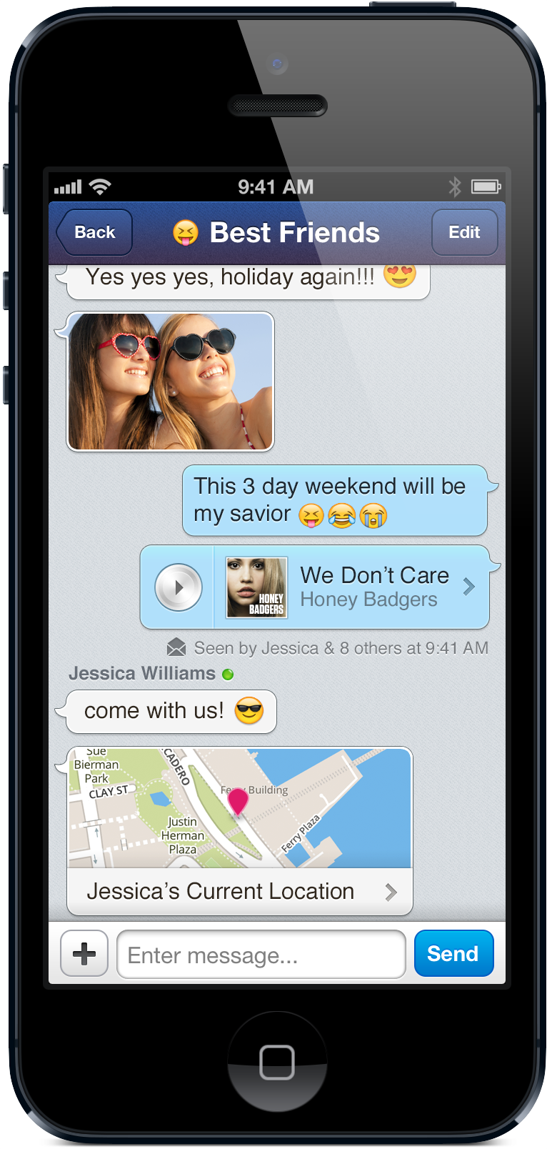 With MessageMe One Can Communicate With Anyone Regardless Of Platform