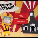 Use Your Teleporter To Rescue Clueless Monsters In Monster Meltdown