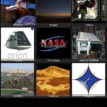 Explore The Universe With NASA App For iOS, Now With Universal Support