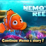 Just Keep Swimming And Finding Treasure In Nemo's Reef