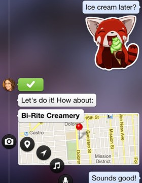 Path 3.0 Introduces Private Messaging, Handcrafted Stickers And In-App Shop