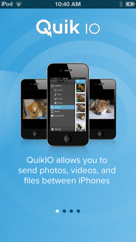 Quickly Share Large Files With The New QuikBeam Feature In QuikIO 2.0