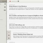 Readability For iOS Gains Tag Filtering, Native Sharing And VoiceOver Support