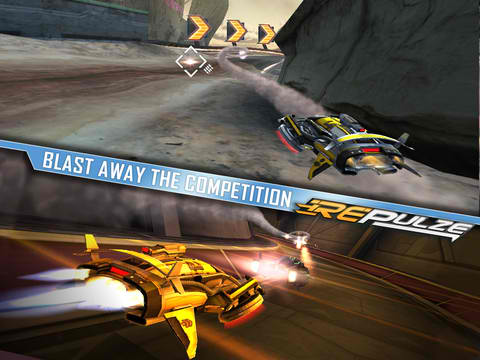 Get Ready To Race Against AI Opponents In Repulze's Phase Three: Backlash