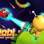 Take On The Role Of Robi: Cosmic Savior And Fight Off Malevolent Meteors