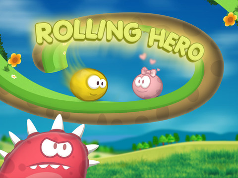 Let The Good And Puzzling Times Roll With Rolling Hero