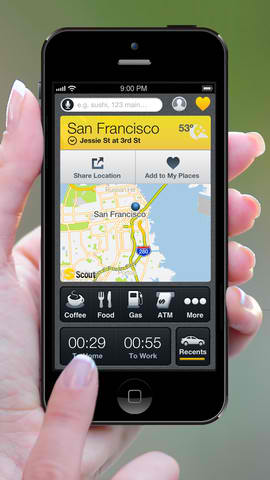 Scout By Telenav Gains OnMyWay ETA Sharing, Calendar Syncing And More